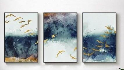 Kanvas tablo nedir? Kanvas tabloların özellikleri