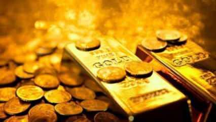 Altın fiyatlarında 'faiz' etkisi! 2011 yılından sonra altında bir ilk...