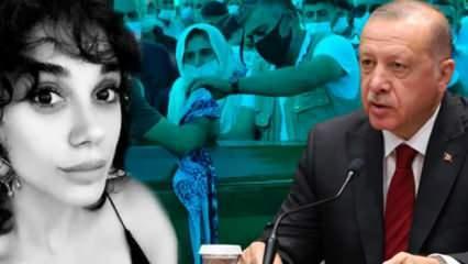 Pınar Gültekin'in annesinden Erdoğan'a teşekkür