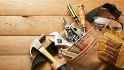 Tamir çantasının içerisinde hangi aletler olmalıdır? Takım çantası seti içindekiler