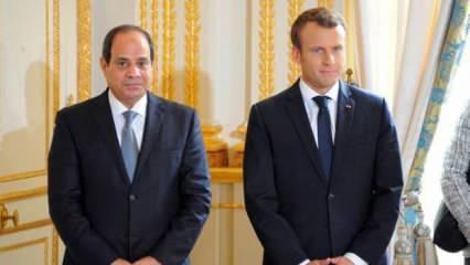 Türkiye-Yunanistan gerginliği sürerken dikkat çeken gelişme! Mısır ve Fransa...