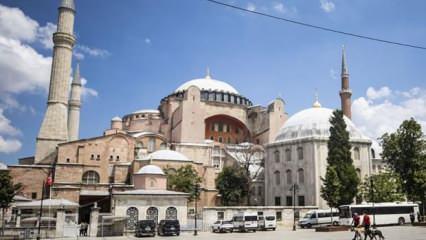 Vali Yerlikaya'dan Ayasofya açıklaması: Durduruldu