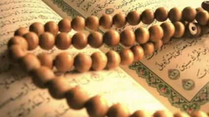 Arefe günü 1000 İhlas Suresi okumanın fazileti ne? İhlas Suresi Arapça okunuşu Türkçe anlamı