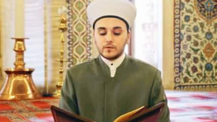 Ayasofya Camii müezzini: İlk ezanı ağlayarak okuduk
