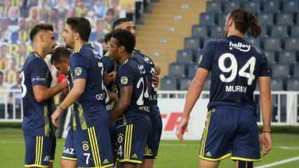 Fenerbahçe'ye müjde! 4 oyuncusuna talip