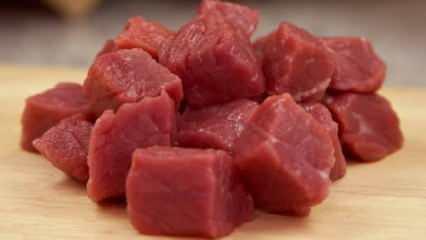 Kırmızı et alerjisi nedir? Kırmızı et alerjisinin nedenler ve belirtileri nelerdir?