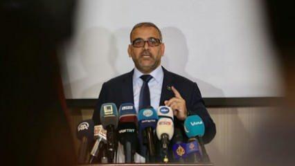 Libya'dan Türkiye açıklaması: Net bir anlaşma yaptık