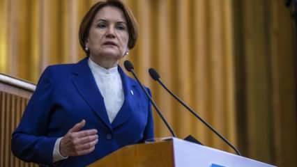 Meral Akşener'den 'Ayasofya Camii' açıklaması!