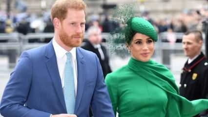 Prens Hary ve Meghan Markle hakkında yazılan kitap kraliyet ailesini rahatsız etti!