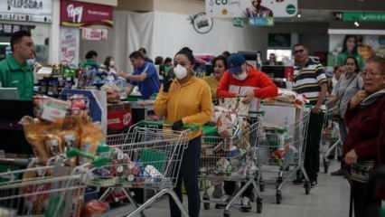 Şili, Ekvador ve Bolivya'da koronavirüs kabusu