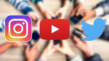 Sosyal medya yasasıyla neler değişecek? Twitter, Facebook, Instagram yasaklanacak mı?