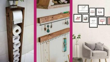Trendyol'dan satın alabileceğiniz ev dekorasyonu ürünleri