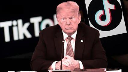 Türkiye de harekete geçmişti! Trump, TikTok'un ABD'de yasaklanacağını açıkladı