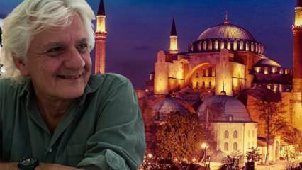 Yunan gazeteciden Ayasofya itirafı: Türkiye kalbimize bir ok sapladı