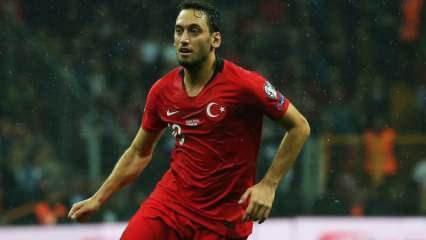 Hakan Çalhanoğlu: Şenol hocaya kırgınlığım oldu!