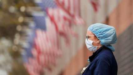 ABD'de can kaybı 165 bini geçti