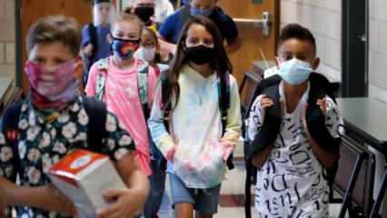 ABD'nin pandemi üssünde okullar açılıyor