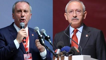 İnce'nin yeni parti iddialarına AK Parti'den ilk yorum! Kılıçdaroğlu'na tepki