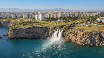 Antalya'da gezilecek tarihi ve doğal yerler: 14 farklı adres
