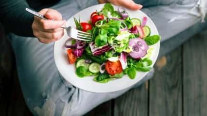 Aralıklı oruç diyeti nedir? Aralıklı oruçla nasıl sağlıklı kilo verilir?