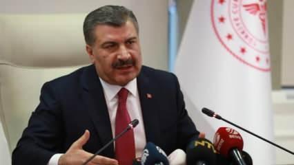 Bakan Koca'dan hastane iddialarına yalanlama