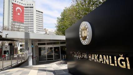 Türkiye'den Arap Birliği'nin iftirasına yanıt: Tümüyle reddediyoruz