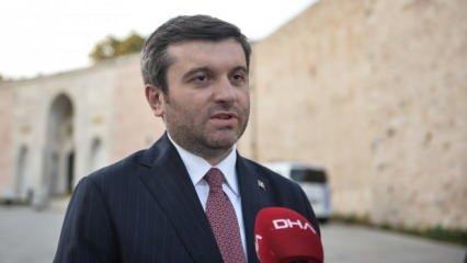 Dışişleri Bakan Yardımcısı Kıran: Ayasofya kararı 1972 Dünya Miras Sözleşmesi'ne aykırı değil