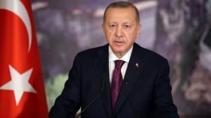 Erdoğan'dan net mesaj: Yanlış tekrar edilmemeli