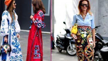 Etnik giyim nedir? Etnik giyim tarzı oluşturmanın yolları