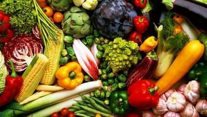 Ağustos ayı meyve sebzeleri nelerdir? Bağışıklık sistemini güçlendiren temmuz ayı yeşillikleri