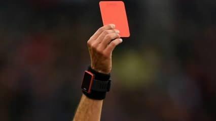 Futbola yeni kural! Öksürene kırmızı kart