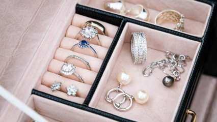 Gümüş parlatma yöntemleri nelerdir? Gümüşlere muz kabuğuyla beyazlatma