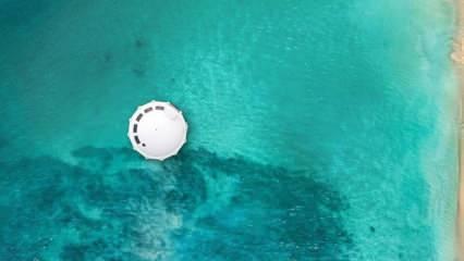 James Bond filminden esinlenerek yapılan dünyanın ilk yüzen eko-lüks oteli: 'Anthenea'