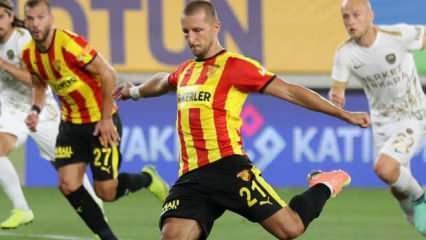 Kamil Wilczek, Kopenhag'a transfer oldu