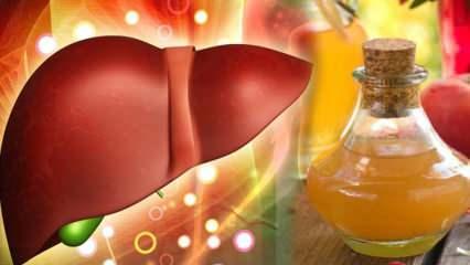 Karaciğer neden yağlanır? Karaciğer yağlanmasını doğal yolla temizleme...