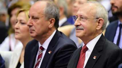 Kılıçdaroğlu'ndan parti kuracağı konuşulan İnce için talimat
