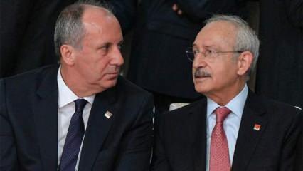 Kılıçdaroğlu'ndan CHP'ye Muharrem İnce yasağı