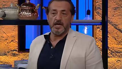 MasterChef jürisi Mehmet Yalçınkaya'yı öfkelendiren tablo! Hatayı affetmeyerek cezalandırdı...