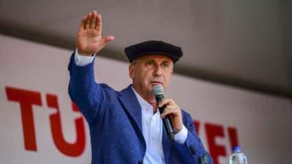 Muharrem İnce yeni parti için İstanbul'da harekete geçti