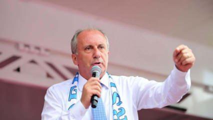 Muharrem İnce'nin oy oranı açıklandı! Kılıçdaroğlu'na şok