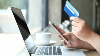 Online alışveriş değerleri yüzde 380 oranında arttı