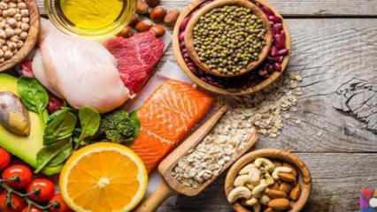 Protein eksikliği neden olur? Protein eksikliği için hangi besinler yenmeli?