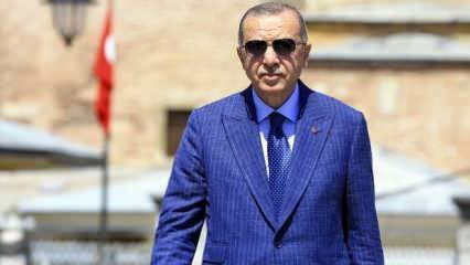 Son dakika: Erdoğan'dan Bahçeli'nin Akşener'e davetiyle ilgili ilk yorum