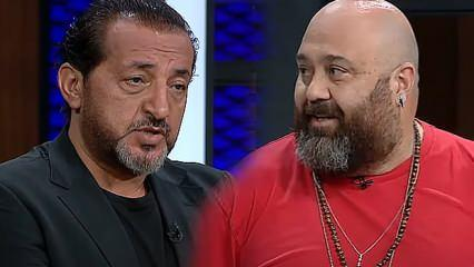 MasterChef jürisi Mehmet Yalçınkaya'yı daha önce hiç böyle görmediniz! Acıyla derinden sarsıldı