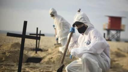 12 Ağustos dünyada koronavirüs tablosu: 102 gün sonra ilk vaka