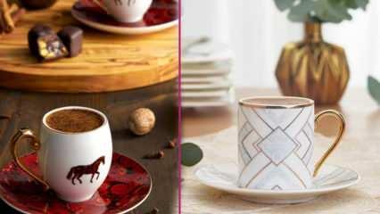 Kahve fincan takımı modelleri ve fiyatları 2020