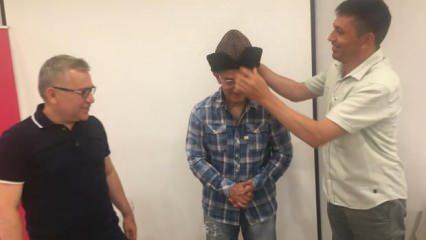 Dünyaca ünlü aktör Aamir Khan'a 'Diriliş Ertuğrul' sürprizi!