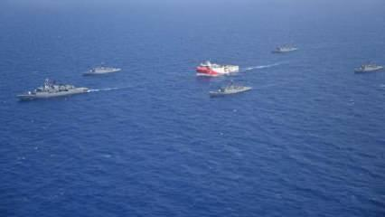 ABD'den skandal Doğu Akdeniz hamlesi! Gerilimi tırmandıracak
