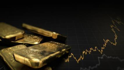 Altın fiyatlarında sert düşüş