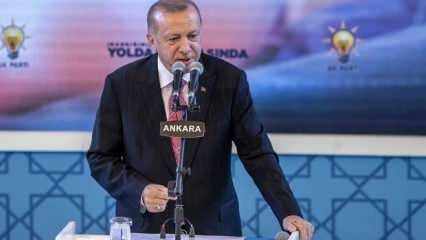 Başkan Erdoğan: Ekonomide yeni dönem başlıyor